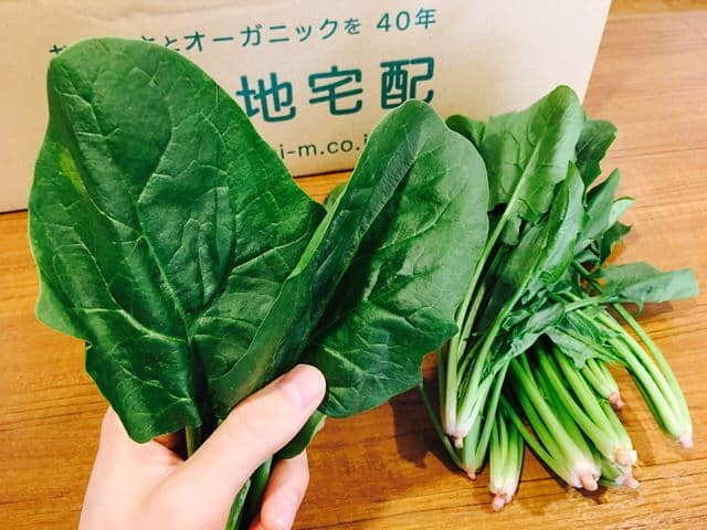 ほうれん草(埼玉県産)