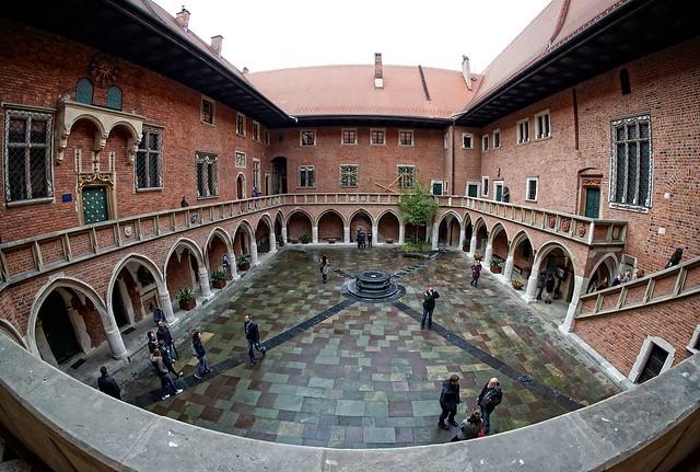 Kraków - Muzeum Uniwersytetu Jagiellońskiego Collegium Maius