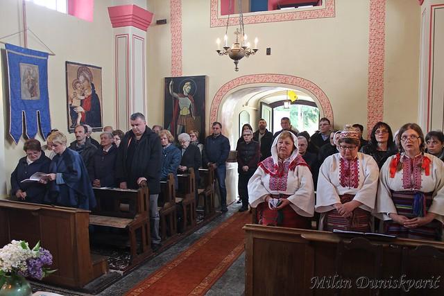 sv. Juraj, Stojdraga
