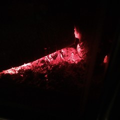 Figure in the Embers