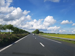 On the road - Photo of Brion