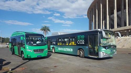 byd omnibus electrico