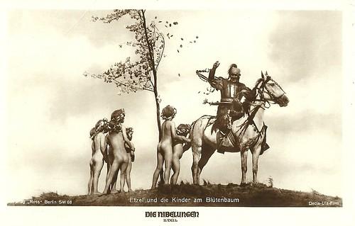 Rudolf Klein-Rogge in Die Nibelungen: Kriemhilds Rache (1924)