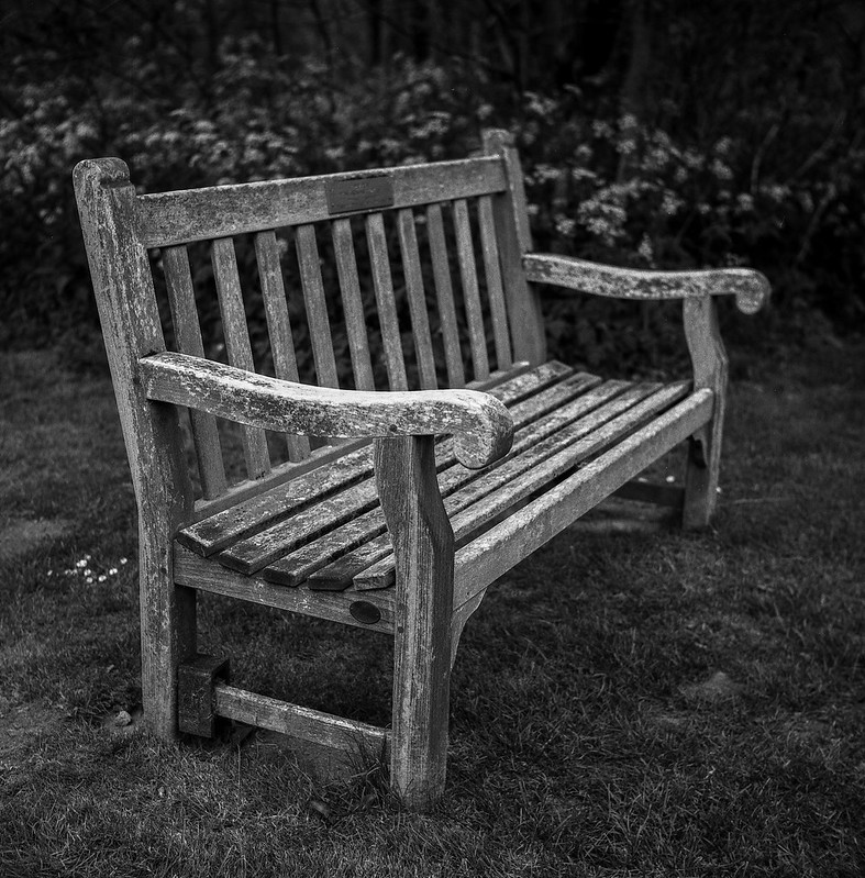 FILM - Memoriam bench