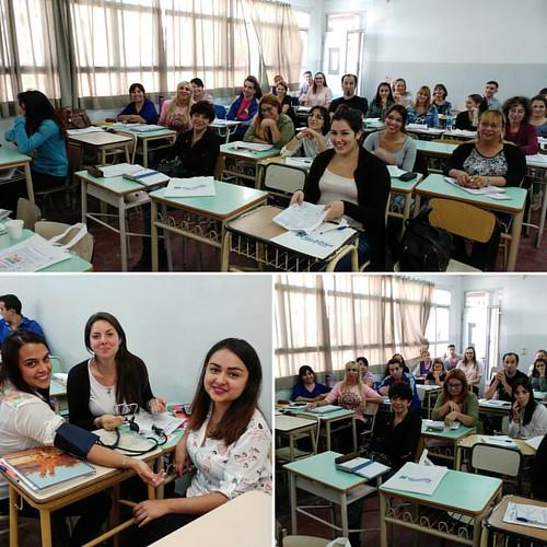 #inicio #curso #auxiliardefarmacia 2017h2 #InstitutoTALADRIZ #UTN #HAEDO