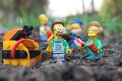 La parrillada del estupido Flanders