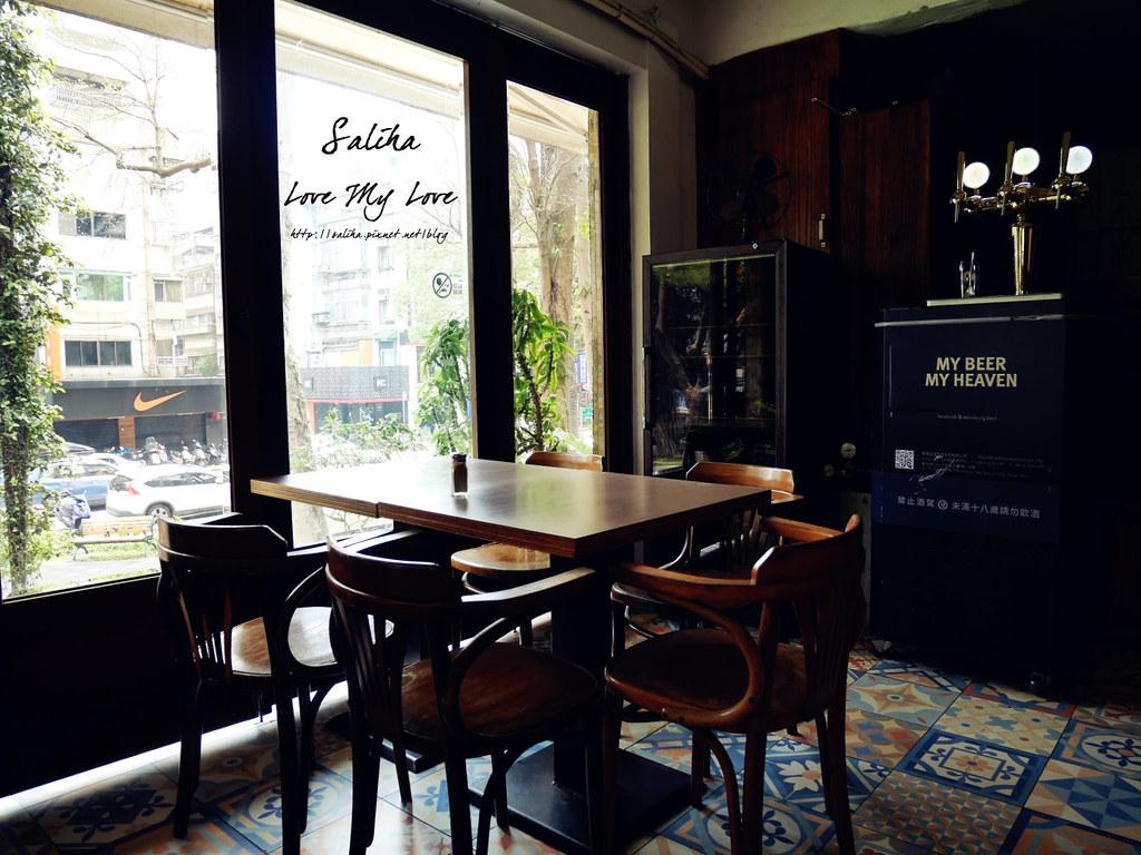 台北師大夜市商圈氣氛好餐廳vino vino cafe (7)