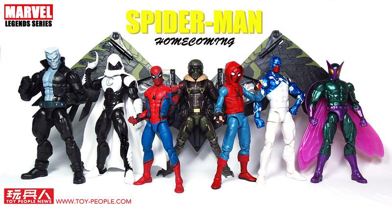 新的威脅從天而降、巨大的鋼鐵之翼將為紐約帶來災禍!【孩之寶漫威傳奇蜘蛛人】6吋收藏人物系列開箱報告!