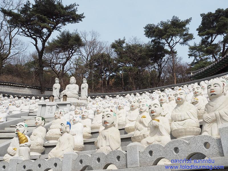 วัดโบมุนซา เกาะซอกโมโด เกาหลีใต้