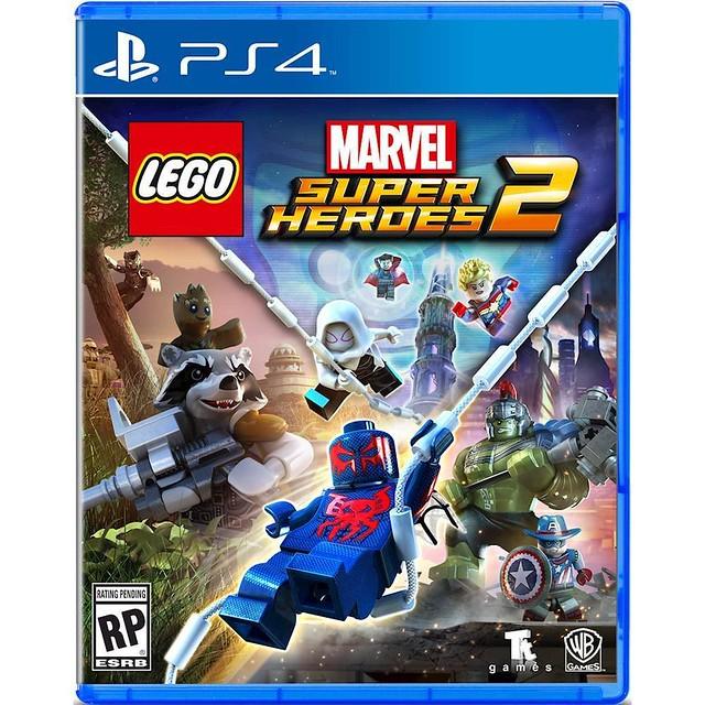 LEGO Marvel Super Heroes 2 Blu-ray