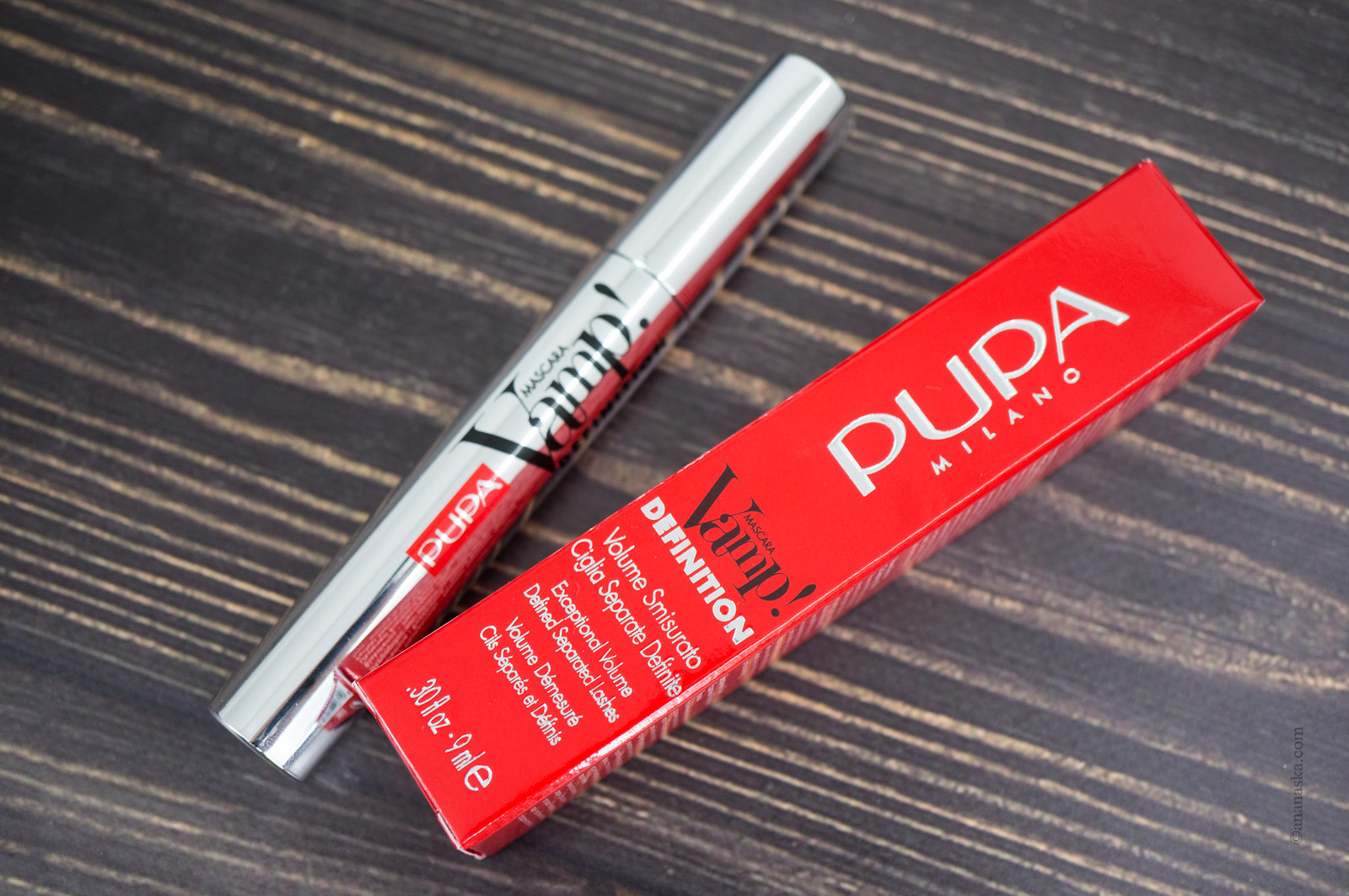PUPA Vamp! Mascara Definition