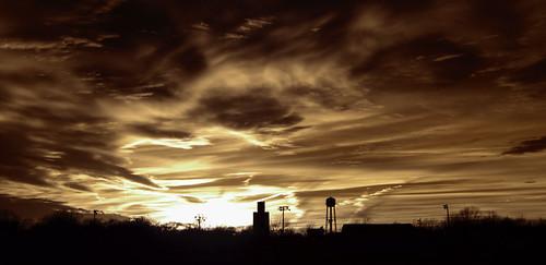 sky sun clouds silhouette cloudsstormssunsetssunrises sunset hss