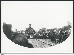 Willunga Railway Opening 1915
