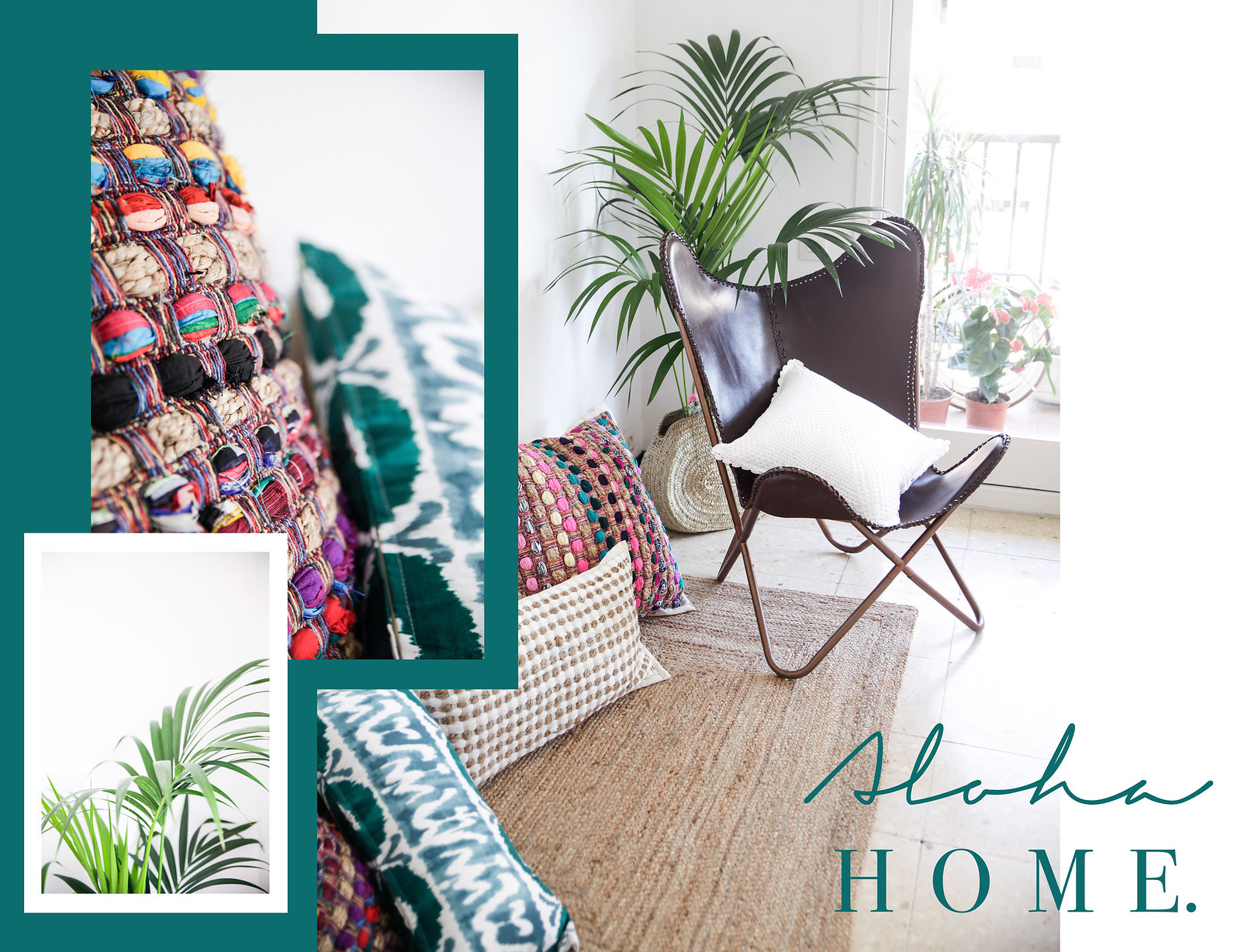 08_calma_house_ideas_decoracion_casa_cojines_bonitos_barcelona_boho_deco_theguestgirl_house_aloha_style_palmeras_casa_interior