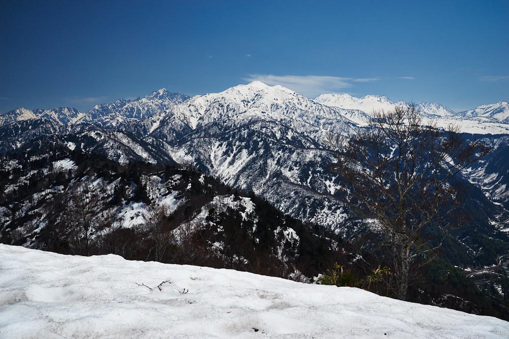 大辻山 1,361m