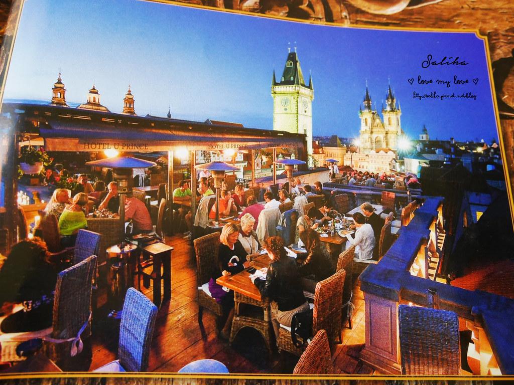 Hotel U Prince Luxury Hotel Prague布拉格舊城廣場餐廳下午茶推薦 (3)