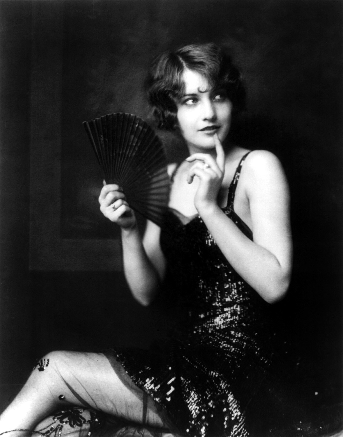 Future Hollywood star Barbara Stanwyck, c. 1924