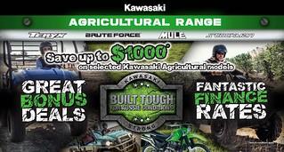 Great Bonus Deals Agricultural Promotion