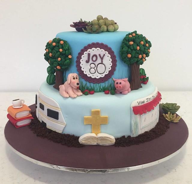 Cake by Koki Cakes