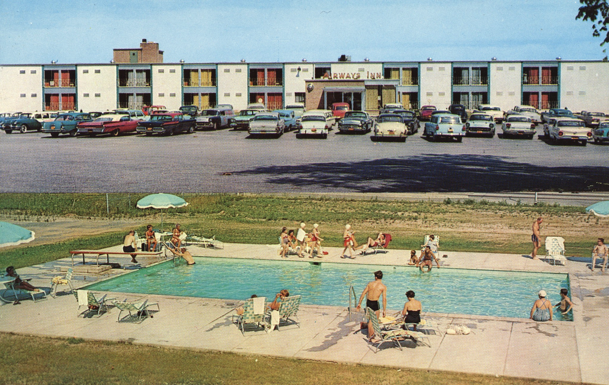 Airways Inn - Syracuse, New York