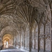 Cloisters by Janet Marshall LRPS