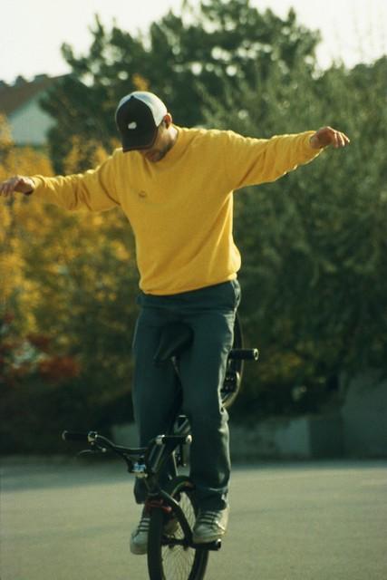 bike acrobats