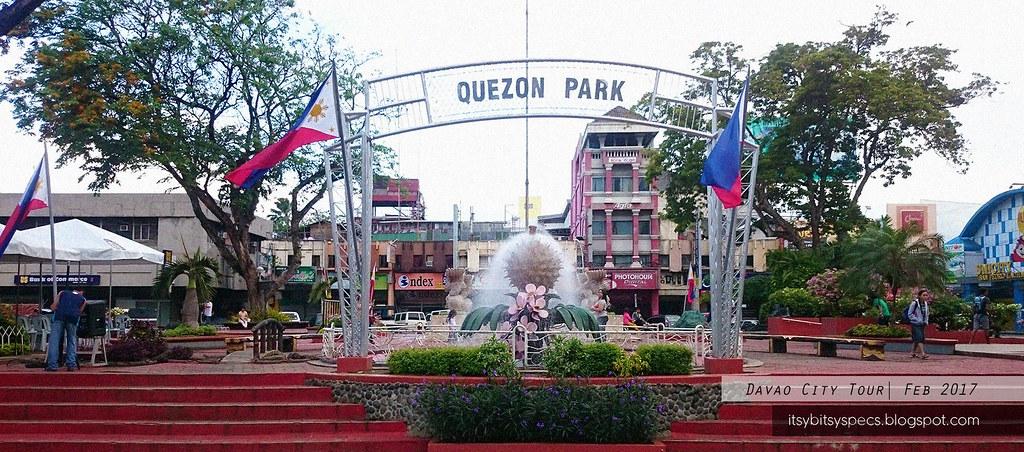 Davao City Proper - Quezon Park