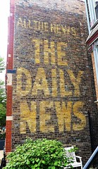 Chicago Daily News Ghost Sign