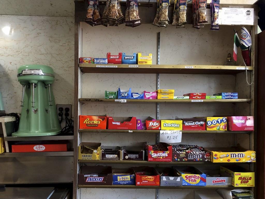 Lou's Sandwich Shop Norristown PA Pennsylvania - Retro Roadmap