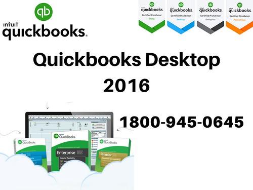 18009450645 Int-uit Quickbooks Desktop 2016