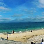 藍天沙灘 啊~