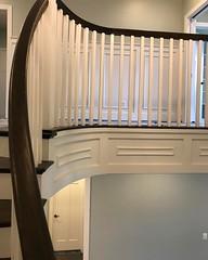 Drama👠 #thisisfab #interiors #designersofinsta #designer #interiordesign #paintplan #seasalt @dorodcdesigner @sherwinwilliams