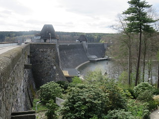 The Mohne Dam.