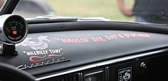 Dash Black Top Rebel
