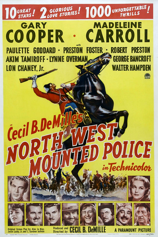 North West Mounted Police - Poster 4