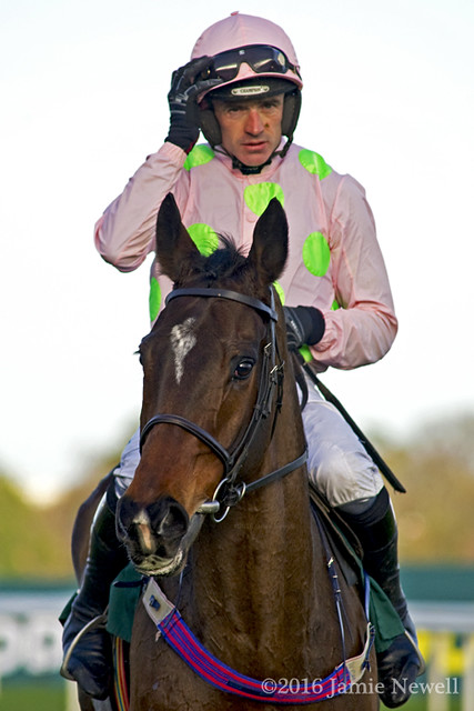 Douvan and Ruby Walsh