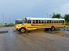4632 - 2007 IC CE200 - Hillsborough County School Bus