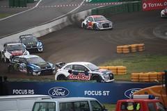 DTM 2017, Rallycross, Ekstr�m, Kristoffersson, Hansen, Solberg, Heikkinnen, Hockenheimring