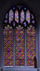Charlotte Hudson memorial window, 1867