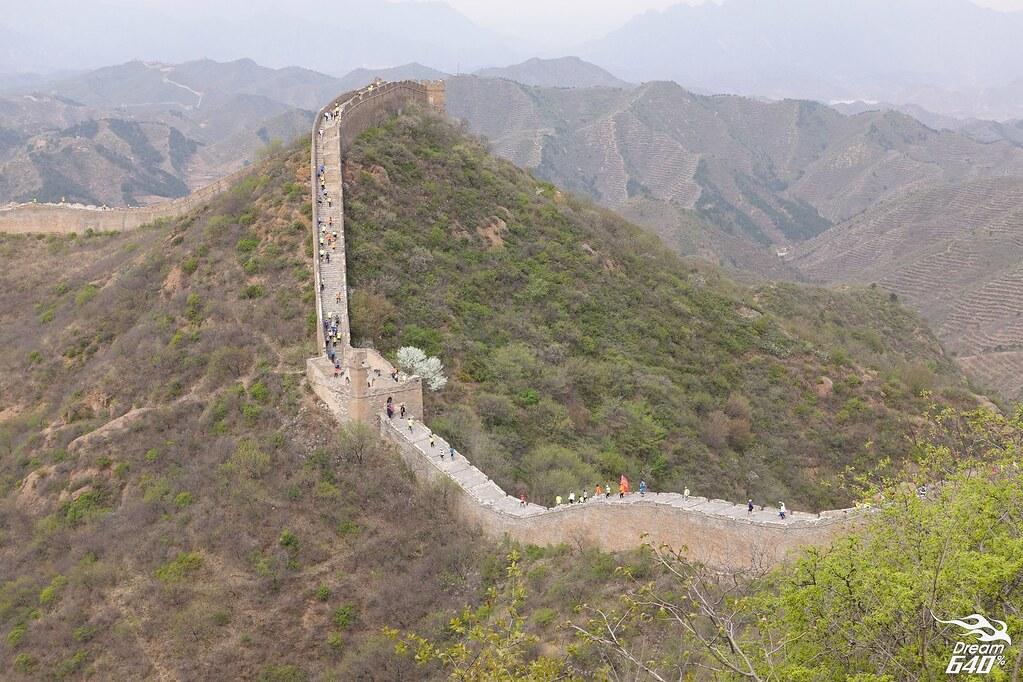 北京金山嶺長城馬拉松-031