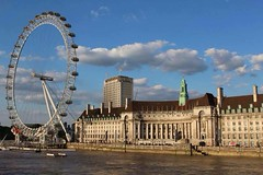 London Eye. Londres (Reino Unido)