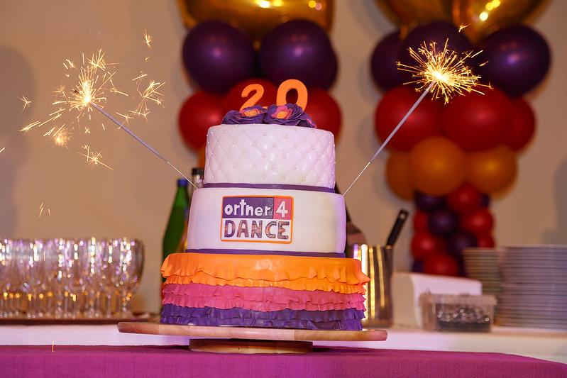 Jubiläumsfeier - 20 Jahre ortner4DANCE