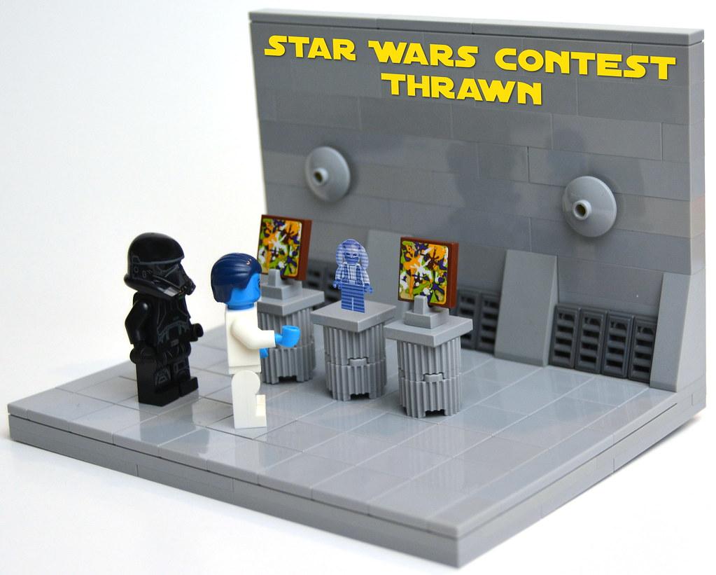 Star Wars Thrawn Contest, on Eurobricks