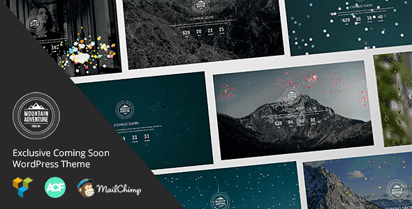 Mountain WordPress Theme free download