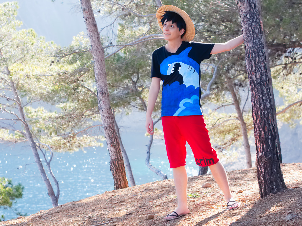 related image - Shooting Luffy - One Piece - Parc du Mugel - La Ciotat -2017-04-08- P2030844