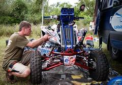 Выставка, посвященная победе Сергея Карякина и команды Fores SNAG racing на ралли Dakar 2017