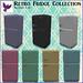 [ free bird ] Retro Fridge Collection