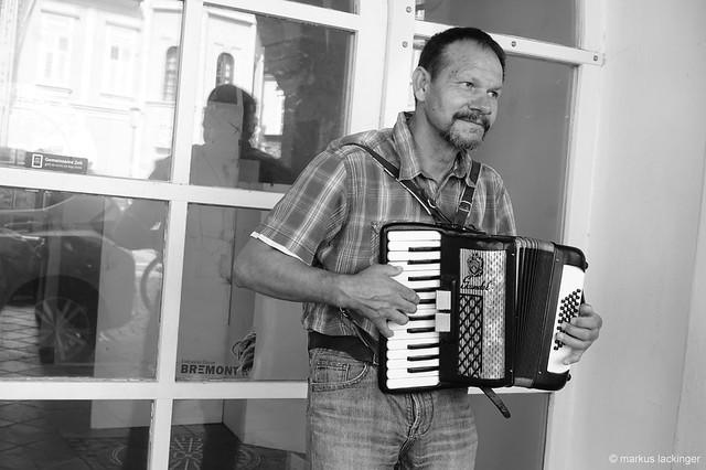Strassenmusiker Bad Radkersburg
