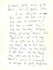 Henry Reed to Dorothy Reynolds and Angus Mackay, 26 July 1976 (p.3)