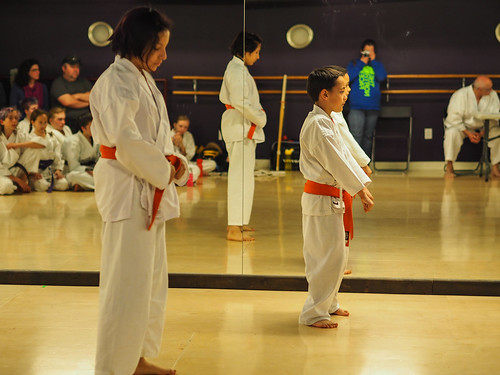Shotokan Karate Seminar in Saskatoon